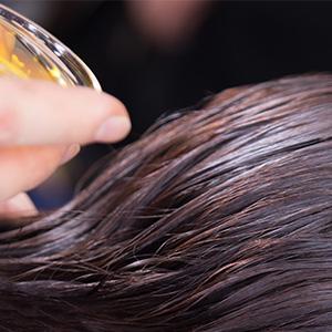 organic scalp massage